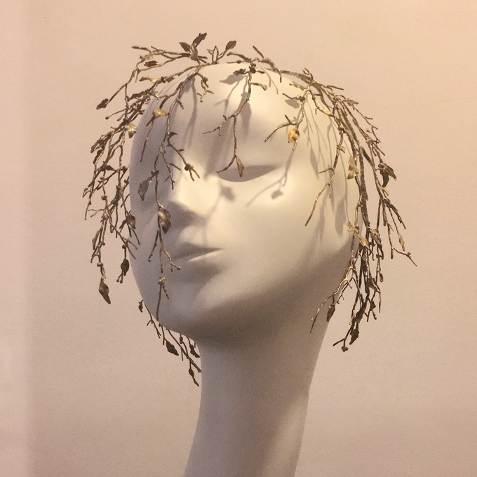 Wedding Hairpiece by LITANY - 029