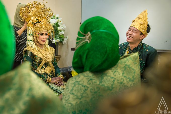 Wedding Of Iva And Rio by AIG FOTOGRAFI - 002