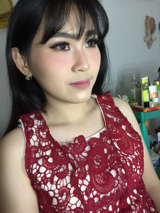 Ms. Monic Engagement by Livia Eletra Makeup Artist - 002