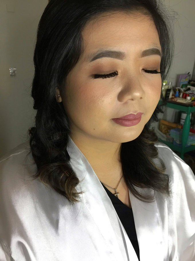Ms. Stella Wedding by Livia Eletra Makeup Artist - 001