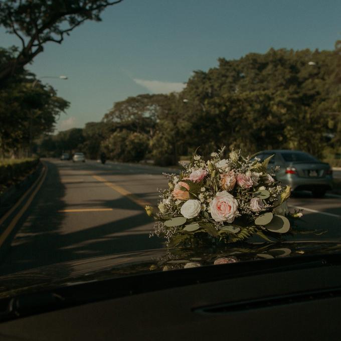 Aric & Jo's Wedding by Liz Florals - 003
