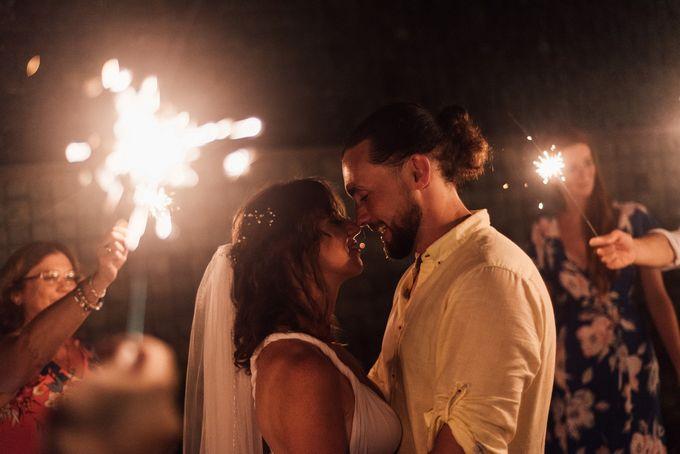 Lizzy & Sean Wedding in Bali by Dedot Photography - 021