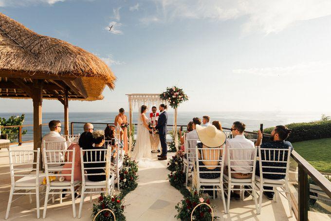 Lizzy & Sean Wedding in Bali by Dedot Photography - 006
