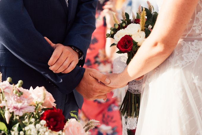 Lizzy & Sean Wedding in Bali by Dedot Photography - 007