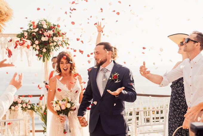 Lizzy & Sean Wedding in Bali by Dedot Photography - 008