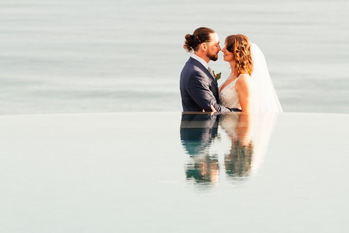 Lizzy & Sean Wedding in Bali by Dedot Photography - 019