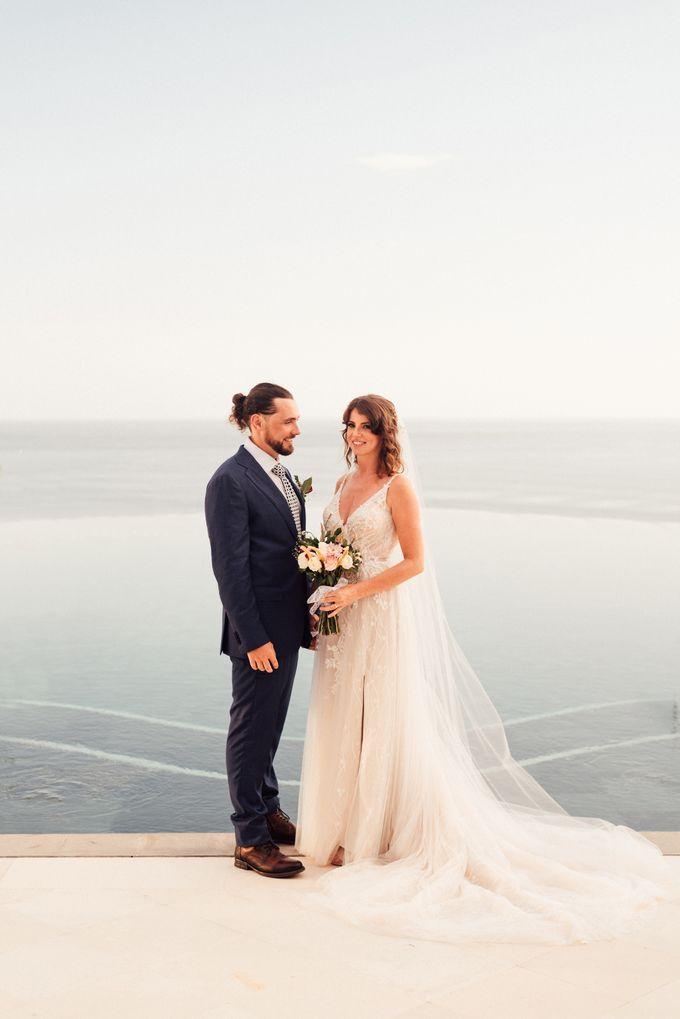 Lizzy & Sean Wedding in Bali by Dedot Photography - 011