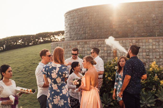 Lizzy & Sean Wedding in Bali by Dedot Photography - 012