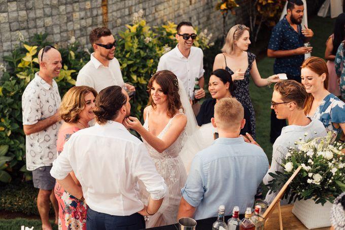 Lizzy & Sean Wedding in Bali by Dedot Photography - 013
