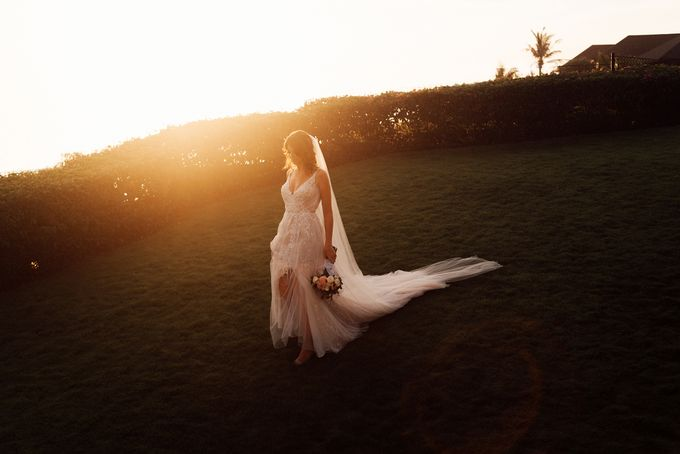 Lizzy & Sean Wedding in Bali by Dedot Photography - 020