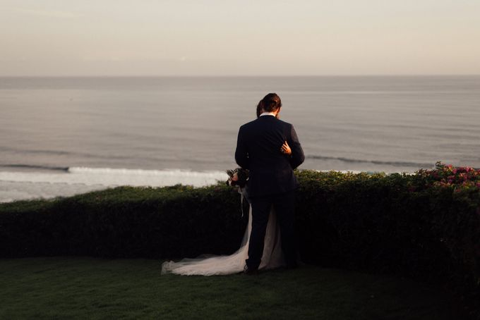 Lizzy & Sean Wedding in Bali by Dedot Photography - 014
