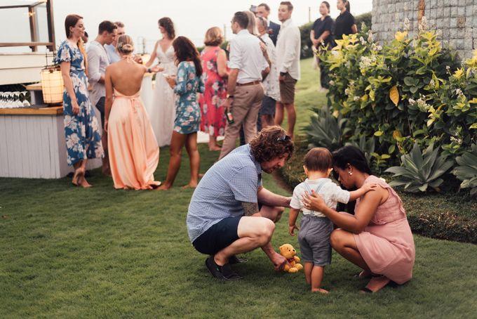 Lizzy & Sean Wedding in Bali by Dedot Photography - 016