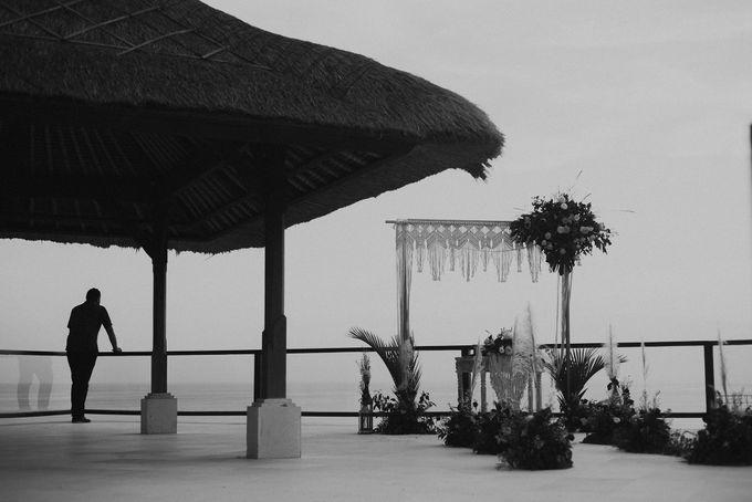 Lizzy & Sean Wedding in Bali by Dedot Photography - 017