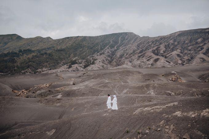 Prewedding Rury + Adit by Deekay Photography - 001