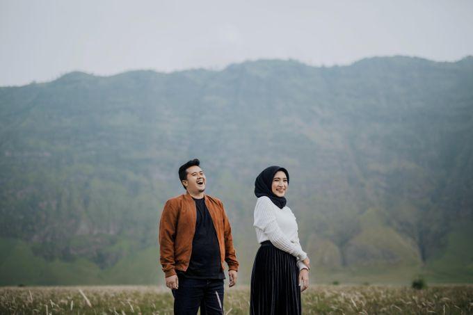 Prewedding Rury + Adit by Deekay Photography - 002