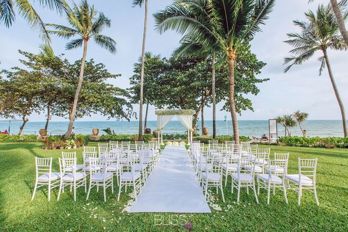 Wedding at Centara grand beach resort Samui by BLISS Events & Weddings Thailand - 003