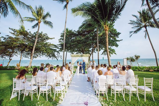 Wedding at Centara grand beach resort Samui by BLISS Events & Weddings Thailand - 004