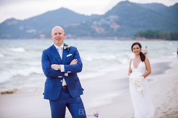 Wedding at Centara grand beach resort Samui by BLISS Events & Weddings Thailand - 006