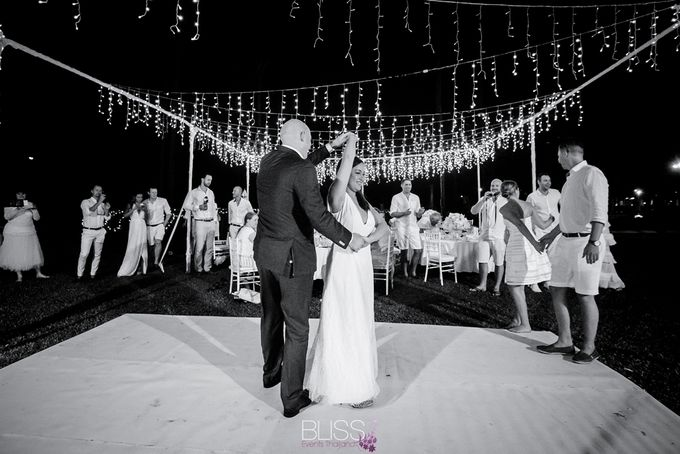 Wedding at Centara grand beach resort Samui by BLISS Events & Weddings Thailand - 009