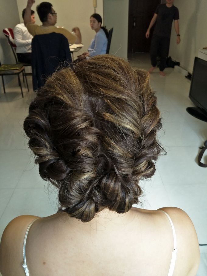 HAIR STYLING by CLICK MAKEUP - 003