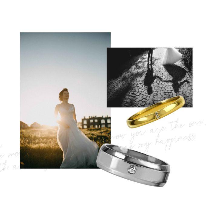The Knot - Custom Wedding Bands by Lovemark Diamond - 004