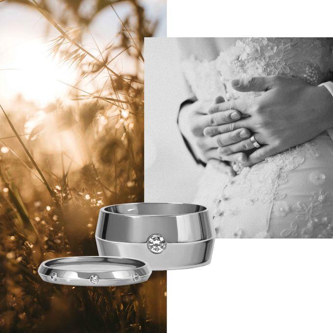 The Knot - Custom Wedding Bands by Lovemark Diamond - 006