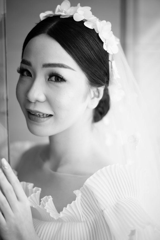 Adit & Claresta Wedding at Hilton by PRIDE Organizer - 002