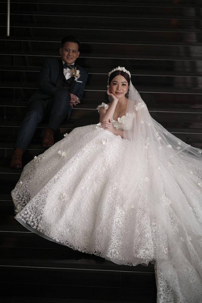 Adit & Tata Wedding at Hilton by PRIDE Organizer - 018
