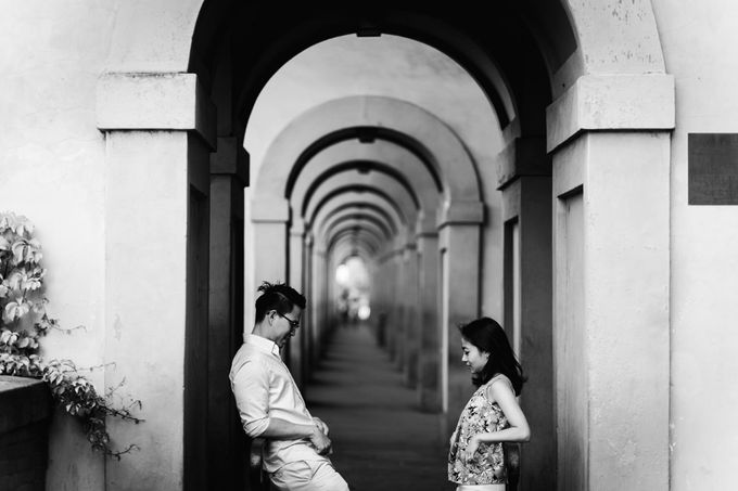 Engagement photography in Tuscany by Laura Barbera Photography - 031