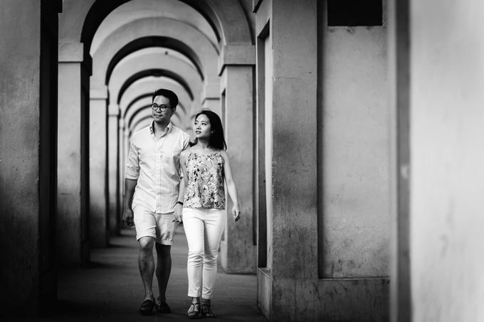 Engagement photography in Tuscany by Laura Barbera Photography - 032
