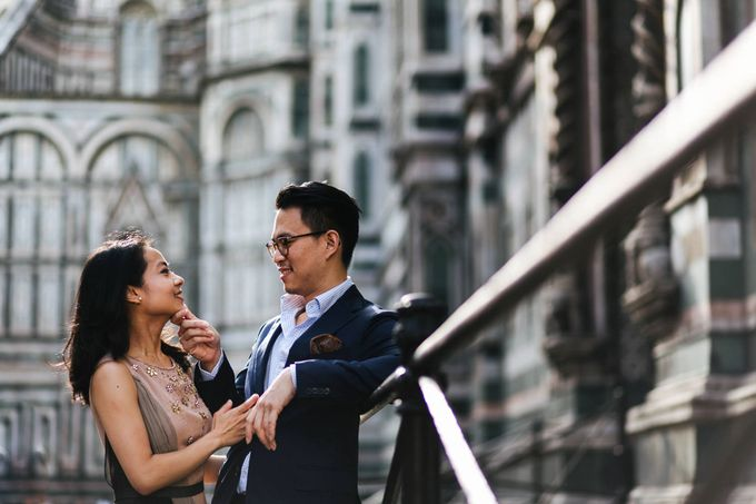 Engagement photography in Tuscany by Laura Barbera Photography - 022