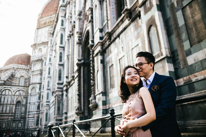 Engagement photography in Tuscany by Laura Barbera Photography - 023