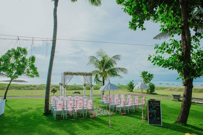 Daryl & Loi Wedding by Holiday Inn Resort Baruna Bali - 003