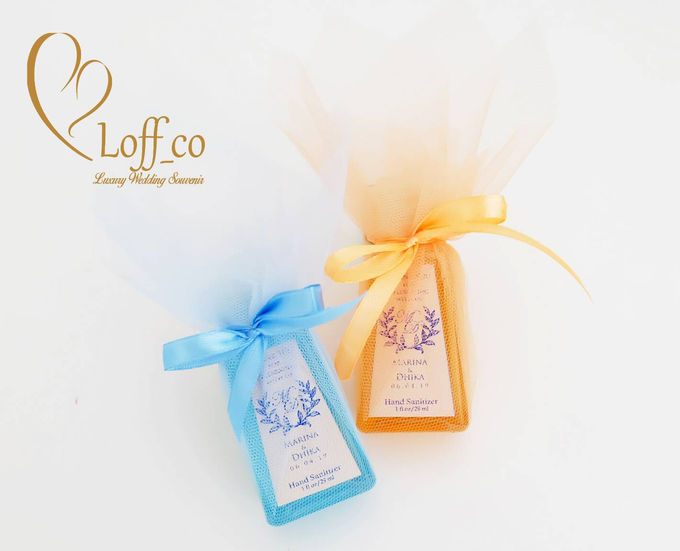 Anti-Bacterial Hand Gel by Loff_co souvenir - 023