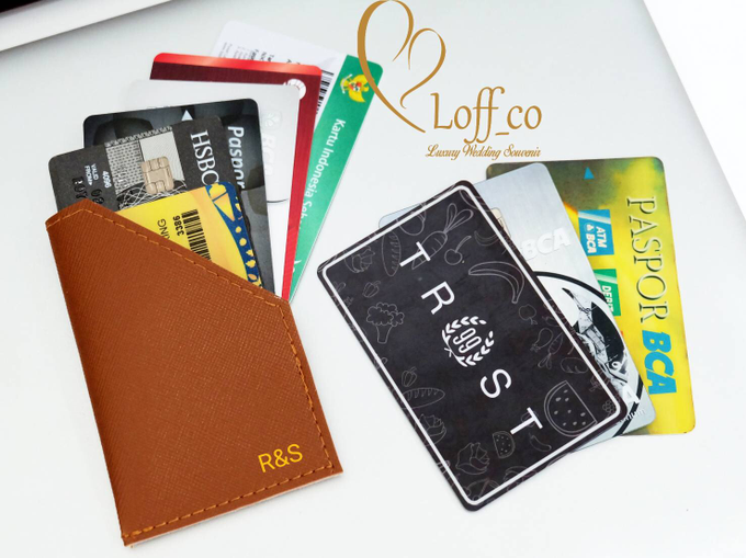 Functional Pouch, Passport & Card Holder (Part 2) by Loff_co souvenir - 001
