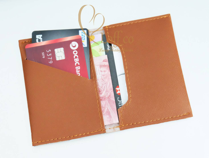 Functional Pouch, Passport & Card Holder (Part 2) by Loff_co souvenir - 002