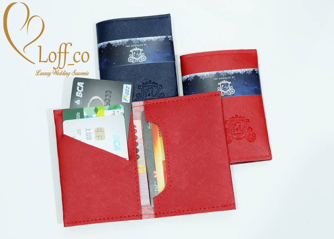 Functional Pouch, Passport & Card Holder (Part 2) by Loff_co souvenir - 021