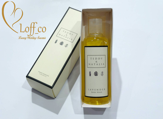 Deep Cleansing Hand Soap and Shower Gel by Loff_co souvenir - 045