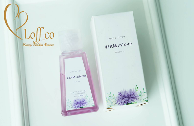 Anti-Bacterial Hand Gel by Loff_co souvenir - 036
