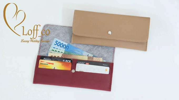 Functional Pouch, Passport & Card Holder (Part 2) by Loff_co souvenir - 032