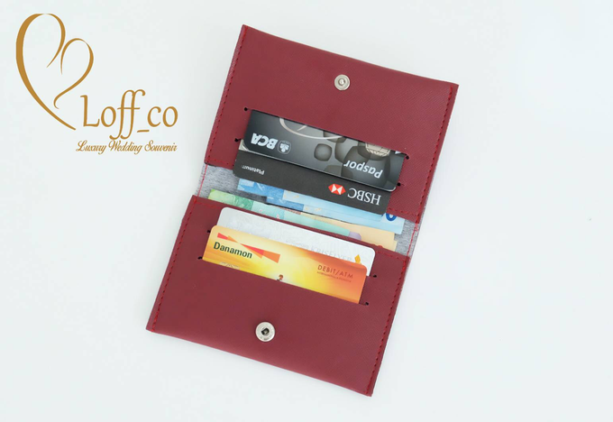 Functional Pouch, Passport & Card Holder (Part 2) by Loff_co souvenir - 033
