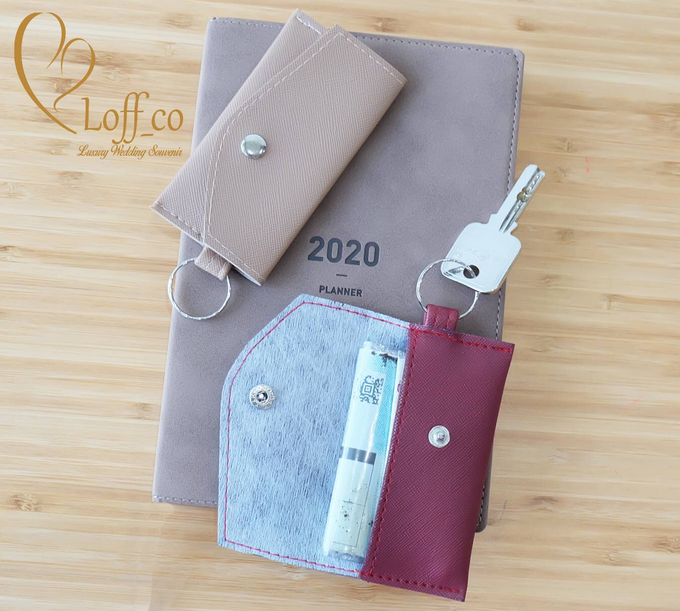 Functional Pouch, Passport & Card Holder (Part 2) by Loff_co souvenir - 037