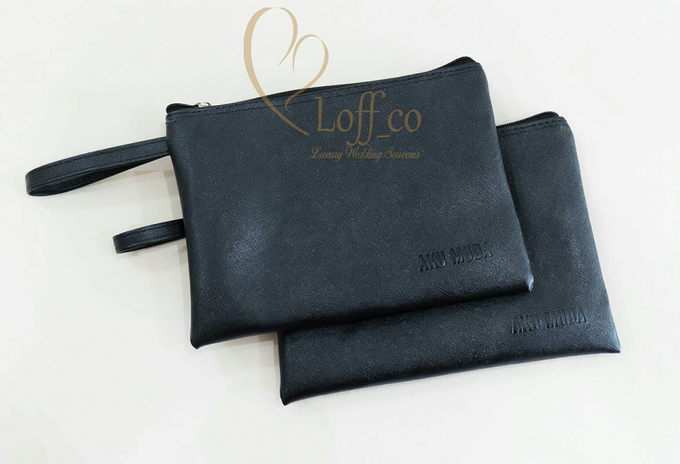 Functional Pouch, Passport & Card Holder by Loff_co souvenir - 042