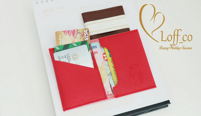Functional Pouch, Passport & Card Holder (Part 2) by Loff_co souvenir - 046