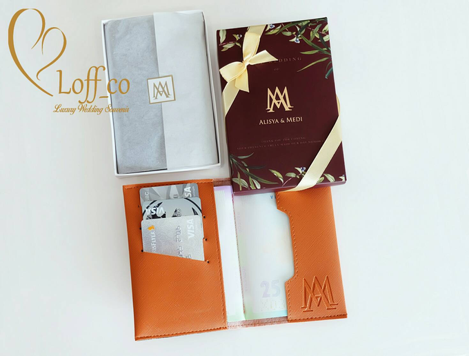 Functional Pouch, Passport & Card Holder by Loff_co souvenir - 045