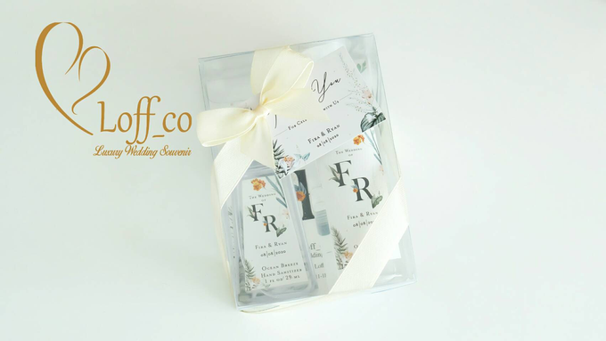 Anti-Bacterial Hand Gel by Loff_co souvenir - 046