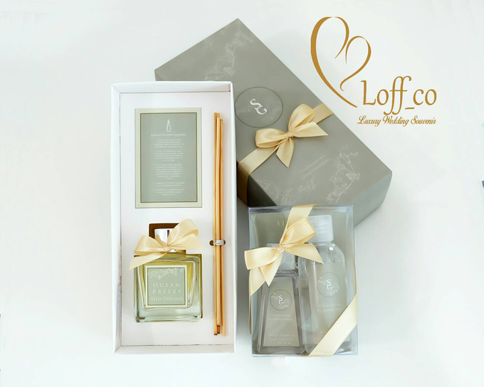 Reed Diffuser by Loff_co souvenir - 022