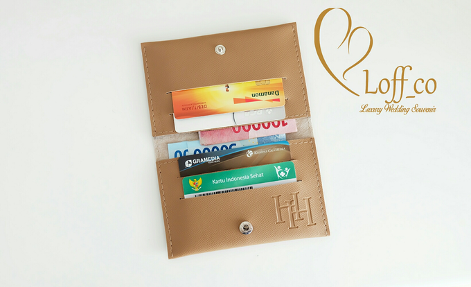 Functional Pouch, Passport & Card Holder by Loff_co souvenir - 049