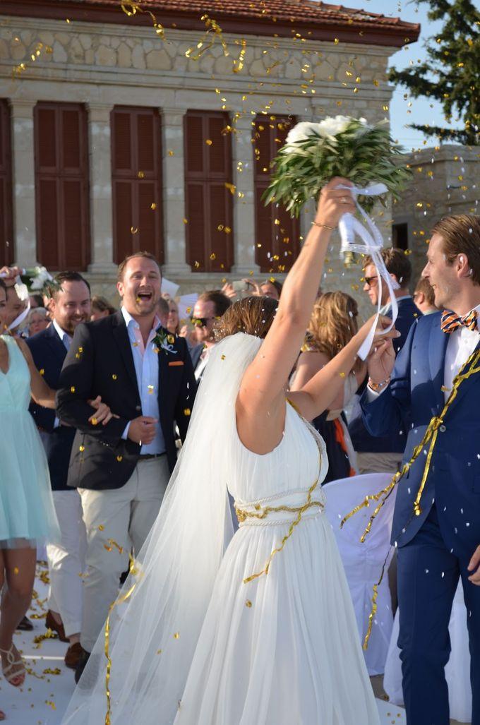 WEDDING DESTINATION CYPRUS by VENUS BESPOKE WEDDINGS - 035