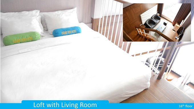 Hotel Room by Grand Tebu Hotel - 002